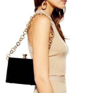 Topshop Margot Shoulder Bag